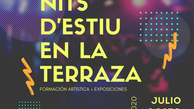 """""""Les Nits d'Estiu"""" vuelven a la Terraza de L'Escorxador con cine, teatro y conciertos"""