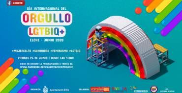 El Ayuntamiento se suma a las celebraciones del Día Internacional del Orgullo LGTBI