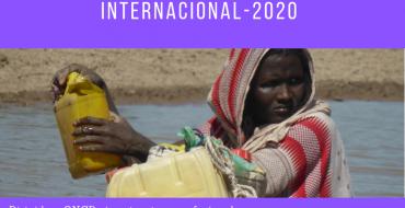 CONVOCATORIA DE SUBVENCIONES PARA PROYECTOS DE AYUDA SOLIDARIA INTERNACIONAL 2020