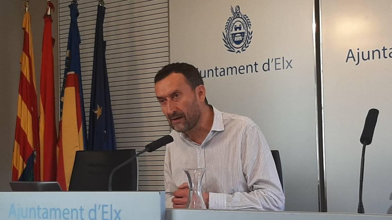 El alcalde respalda las nuevas medidas restrictivas del Consell para Elche y apela a la capacidad de sacrificio de la ciudadanía para frenar los contagios