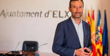 El alcalde de Elche convoca el Consejo Social de la Ciudad para presentar el presupuesto municipal del próximo año