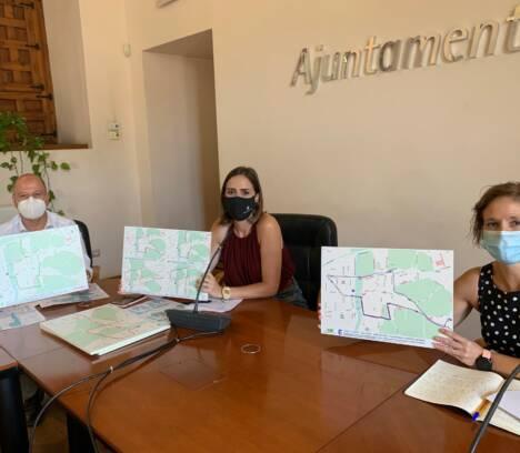 El centro urbano de Elche inicia el lunes su transformación con el comienzo de las obras en Corredora y la Plaça Baix