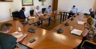 Nova reunió entre Ajuntament i AESEC per a avançar en les mesures que ajuden a eixir de la crisi causada pel coronavirus