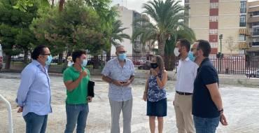 L'Ajuntament destina enguany 900.000 euros al manteniment i la conservació de col·legis d'Elx