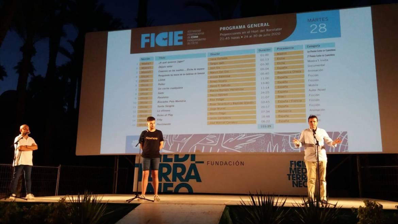 Visitelche presenta en el Festival Internacional de Cine Independiente de Elche uno de los vídeos realizados durante el estado de alarma