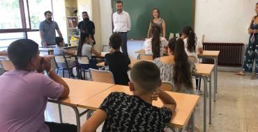 """María José Martínez: """"Elche está preparada para el inicio del curso académico 2020-21"""""""