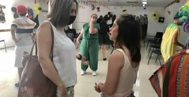 Un total de 30 usuarios han participado el programa de Respiro Familiar que este verano se ha desarrollado en el centro social Francesc Cantó