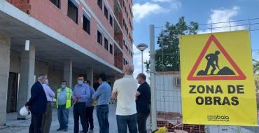 Pimesa escritura el 75% del segundo bloque de San Antón y acelera las obras del tercer bloque con un 33,7% ya construido