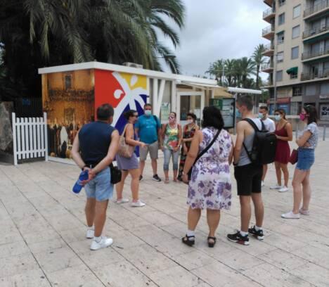 Visitelche reanuda el servicio de Visitas Turísticas Guiadas a la ciudad
