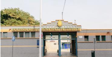 DETENIDO TRAS ACCEDER A LA CANTINA DEL POLIDEPORTIVO DE CARRÚS