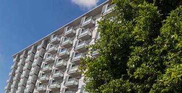 El segundo edificio nuevo de San Antón cuenta con 24 viviendas disponibles