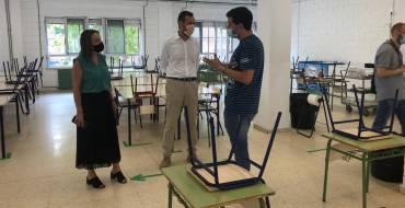 Más de 37.000 alumnos vuelven esta semana de manera gradual a las aulas en Elche