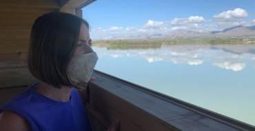 El parque natural de El Hondo estrena un observatorio de aves