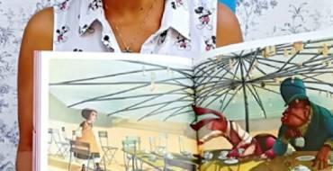 Taller de Narración Oral: «Te Cuento» con Marisela Romero