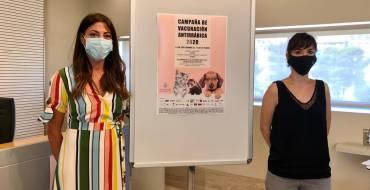 Un total de 29 clínicas veterinarias de Elche participan en la Campaña de Vacunación Antirrábica en perros, gatos y hurones 2020