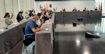Els grups polítics de l'Ajuntament rebutgen per unanimitat l'avantprojecte de Llei d'Aigües de Castella-la Manxa que preveu retallar el Transvasament