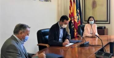 El Ayuntamiento garantiza la conservación del patrimonio hidráulico a través de un convenio con la Acequia Mayor del Pantano