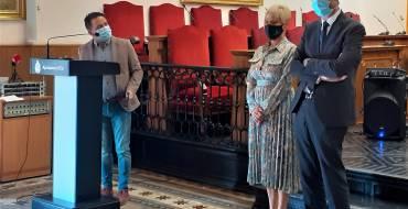 El alcalde de Elche reivindica en el Día del Mayor la aplicación efectiva de la Ley de Dependencia y pensiones dignas