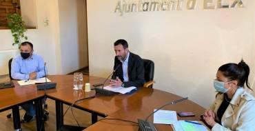 """El alcalde de Elche pide a la población """"disciplina social"""" para frenar el virus y poder levantar las medidas restrictivas"""