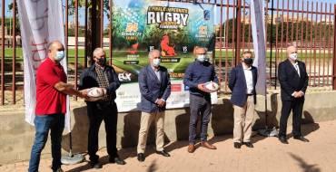 La Selección Española Femenina de Rugby XV jugará en el Estadio Díez Iborra los partidos del Campeonato de Europa frente a Rusia y Holanda