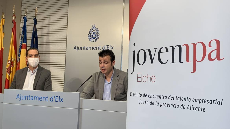 L'Ajuntament d'Elx i Jovempa impulsen una jornada per a optimitzar la sostenibilitat en les empreses