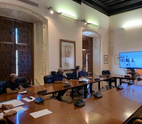 El Ayuntamiento y la empresa acuerdan que el Instituto Tecnológico de la Palmera esté a pleno rendimiento en junio de 2021