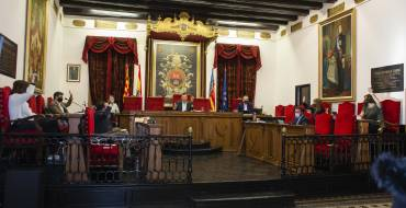 Rebutjada en ple la reprovació contra l'alcalde proposada pel PP