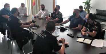 Elx duplica efectius policials per a fer complir el toc de queda decretat per la Generalitat