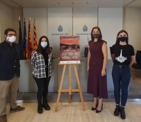 Juventud prepara una programación especial para celebrar un Halloween seguro en Elche