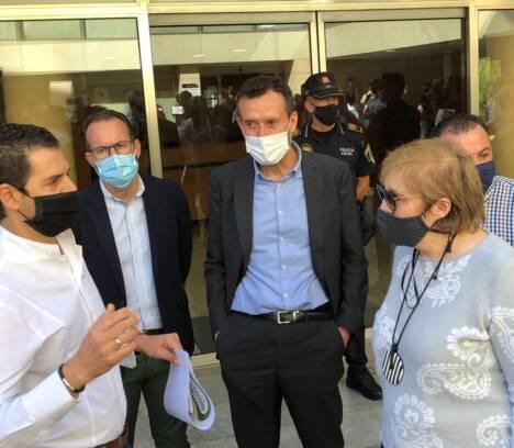 """Carlos González: """"Sin proteger la salud de los ciudadanos no puede haber desarrollo socioeconómico"""""""
