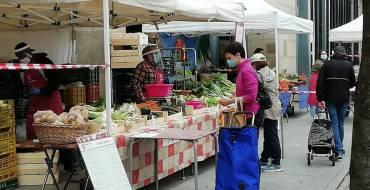 El Ayuntamiento reafirma su compromiso con el Mercado Ecológico