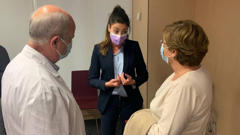 Los Consejos de Salud de los hospitales de Elche apelan a la responsabilidad individual para frenar los contagios por coronavirus