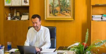 El alcalde respalda el acuerdo de la FEMP por el que se reclama al Gobierno un fondo municipal de 3.000 millones de apoyo por el COVID