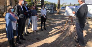 El desdoblament d'un nou tram de la carretera Elx-Santa Pola rebaixarà els accidents i facilitarà la reactivació econòmica