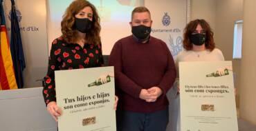 El Ayuntamiento lanza una campaña para sensibilizar a las familias sobre el consumo responsable de alcohol