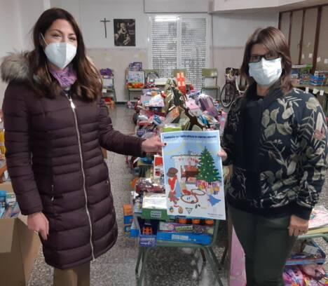 La campaña 'Ayúdanos a mantener viva su ilusión' recoge juguetes nuevos para 600 niños y niñas