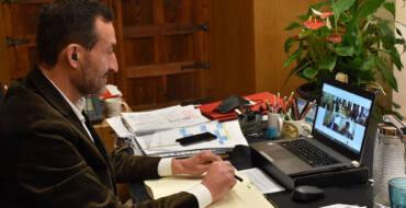 """Carlos González: """"El Fondo de Cooperación es una respuesta sólida y contundente a las consecuencias económicas que está dejando la emergencia sanitaria"""""""