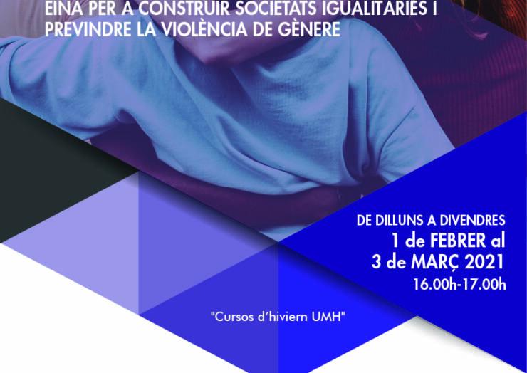 Curso sobre Coeducación: Herramienta para construir sociedades igualitarias y prevenir la violencia de género. 1ª Edición