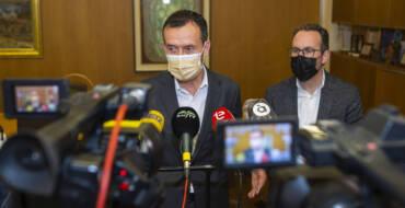 El alcalde de Elche ratifica el apoyo a la hostelería con los 6,2 millones de euros del Fondo de Cooperación