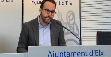 L'Ajuntament d'Elx  destina més de 3,5 milions d'euros a programes que impulsen la formació i l'ocupació a la ciutat