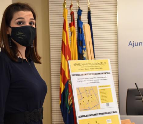 La campaña #Desdelmeubalcó de PhotoEspaña continuará en La Baia