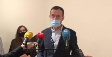 """Carlos González: """"las medidas adoptadas por el Consell son proporcionadas y adecuadas porque la presión en los hospitales es ya excesiva"""""""