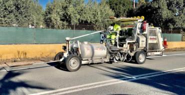 Mobilitat millora la seguretat de la carretera de Torrellano a l'aeroport