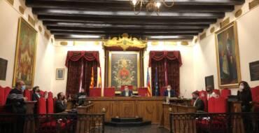 El Ple aprova per unanimitat l'adhesió de l'Ajuntament d'Elx al fons de cooperació Covid-19 plantejat per la Generalitat per ajudar els sectors més afectats per la pandèmia