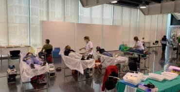 La concejalía de Sanidad anima a la ciudadanía a donar sangre mañana en los centros sociales de Poeta Miguel Hernández y de Polivalente de Carrús