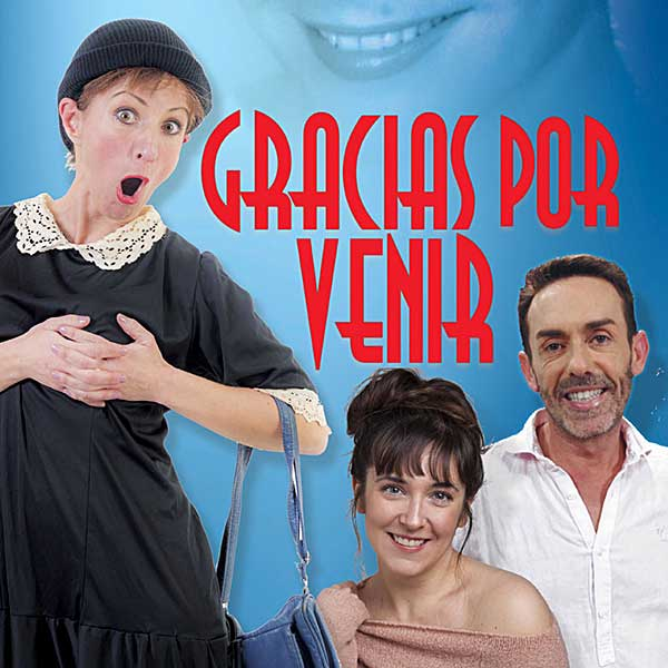 El tributo a Lina Morgan 'Gracias por venir' llega este viernes al Gran Teatro