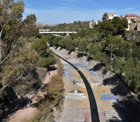 El Estudio de Restauración Integral del Vinalopó permitirá mejorar la calidad ecológica y paisajística del río