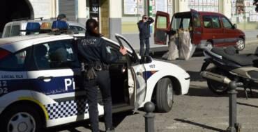 Plan de seguridad especial para Reyes con un despliegue de 80 agentes de la Policía Local