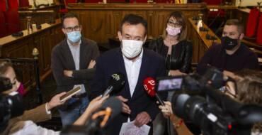 """El alcalde lamenta la """"falta de respeto y responsabilidad"""" de la oposición al retirar la petición del Pleno Extraordinario 20 minutos antes de su celebración"""