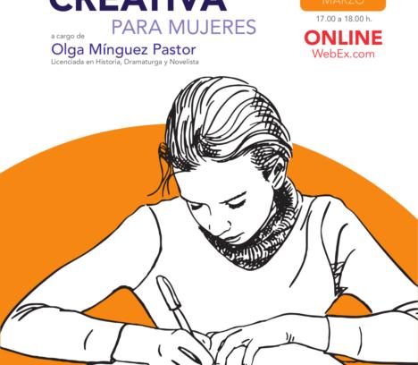 Taller de Escritura Creativa para Mujeres